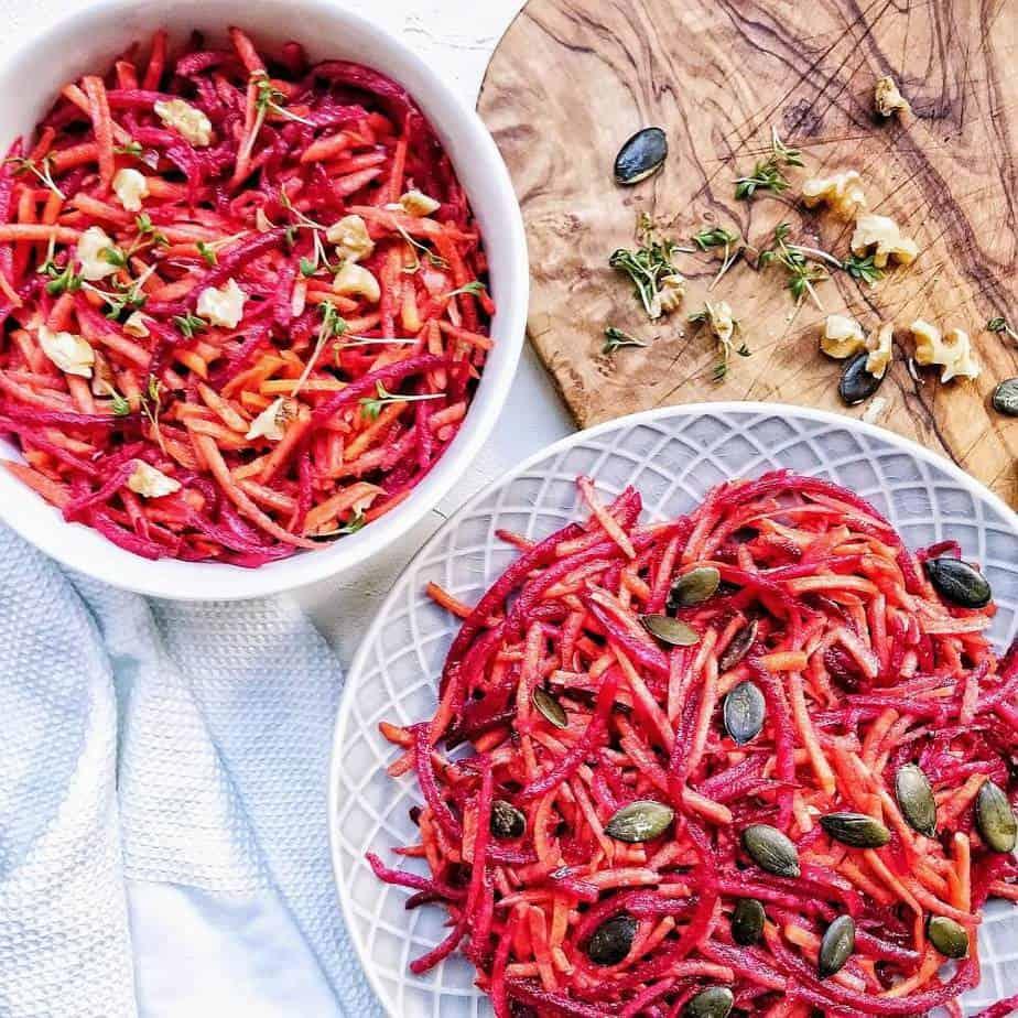 Rote Beete Salat Rezept Sarah Tardy
