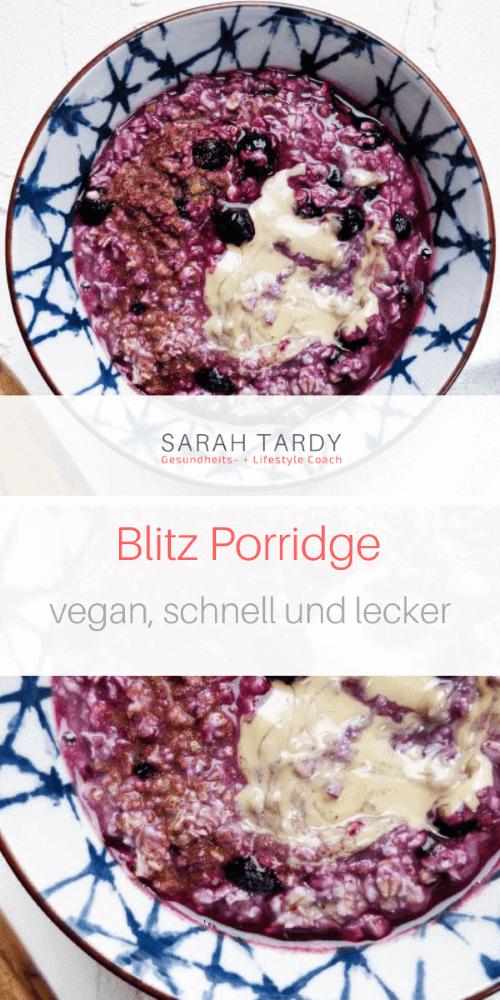 Pin Blitzporridge Sarah Tardy